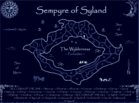 Map of Lore ~ Syland