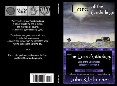 Cover art for The Lore Anthology by John K