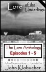 The Lore Anthology Kindle Edition
