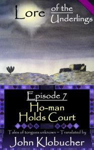 Cover art for LOTU Episode 7 ~ Ho-man Holds Court
