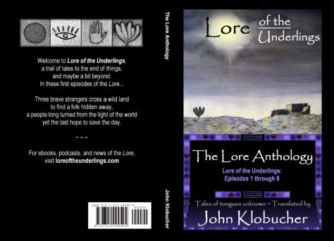 get The Lore Anthology on amazon.com