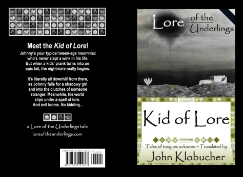 get Kid of Lore on lulu.com