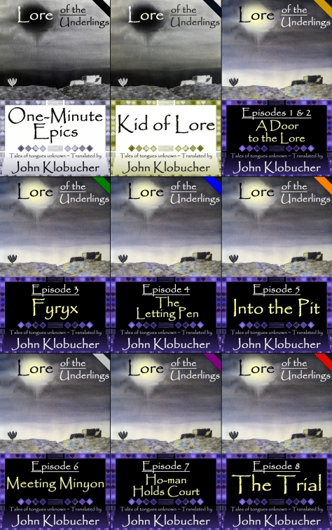"Get the complete ""Lore of the Underlings"" ebook collection on barnesandnoble.com"